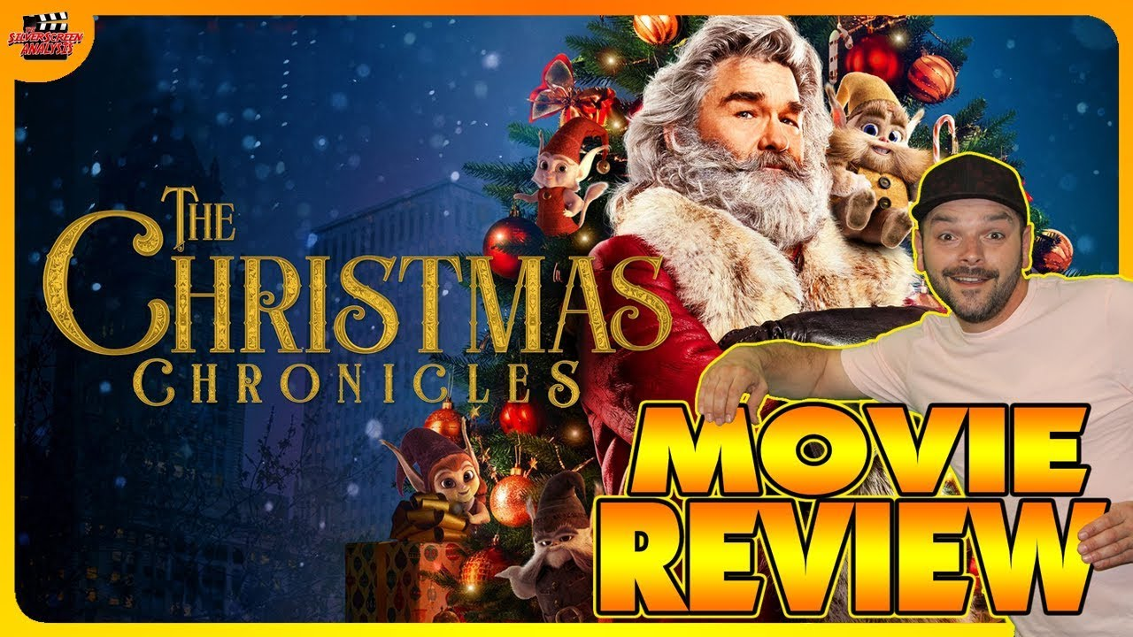 Christmas Chronicles Review.The Christmas Chronicles Review Russell Shines As Clause