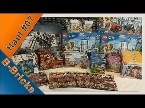 Haul #07   Sets mit 75% Rabatt 🥳   Insgesamt10.243 Items & 93 Minifiguren für BrickLink!   LEGO®Haul
