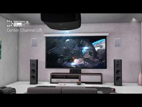 Sony Premium Home Entertainment - Receivers