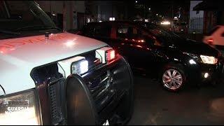 Tras no respetar la luz roja, se generó un colisión en Oblatos #GuardiaNocturna