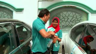 PETRONAS Fuelled by Fans, Powered by PRIMAX challenge: Episode 3