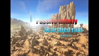 Gambar cover Passive Infamy Scorched Raid