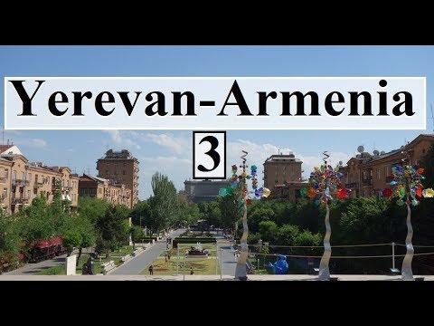 Armenia/Yerevan (Walking Tour 3) Part 17