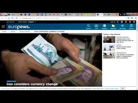 It's Happening Now – MAJOR Global Currency Reset 2017 Update
