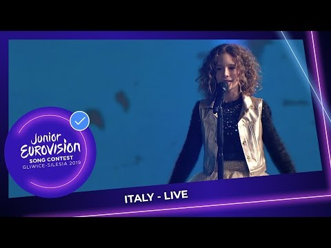 Italy ?? - Marta Viola - La Voce Della Terra - LIVE - Junior Eurovision 2019