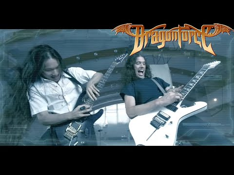 DragonForce - Heroes of Our Time (Ultra Beatdown Official Video)