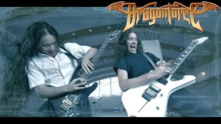 dragonforce heroes of our time hd official video