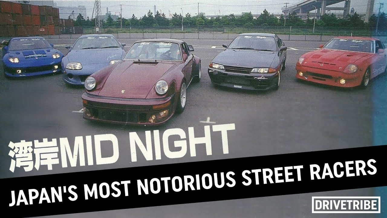 Mid Night Club: The story of the street racers who did things differently