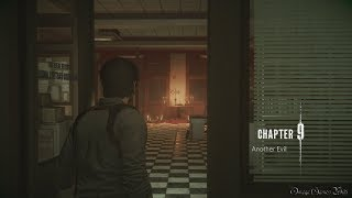 【PS4】The Evil Within 2 - #15 Ch9 Another Evil(Survival No Damage 100% Collectibles)