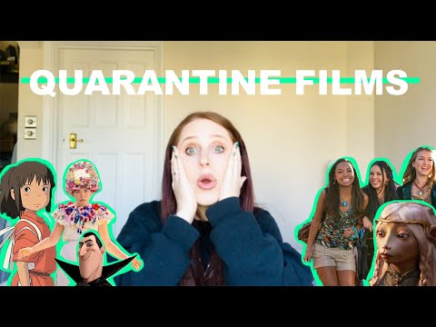 FILMS YOU HAVE TO WATCH DURING QUARANTINE THIS WEEK