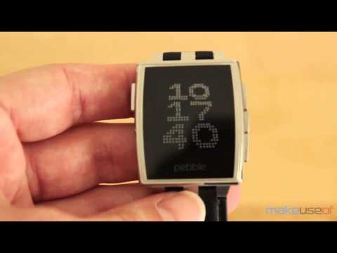 Pebble Steel Smartwatch Review