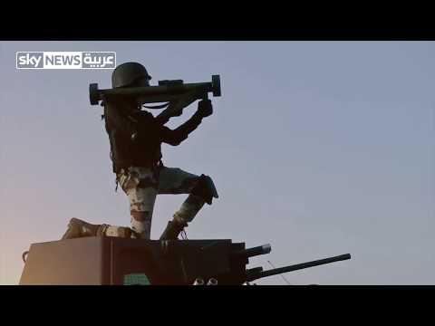 عرض عسكري مهيب من قلب مشعر عرفات للقوات الأمنية المشاركة في أمن الحج  - نشر قبل 32 دقيقة