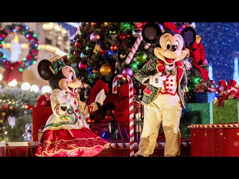 mickey's-once-upon-a-christmastime-parade-at-very-merry-christmas-party-2019---walt-disney-world