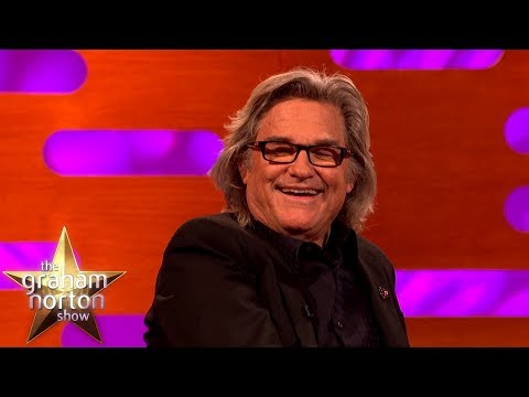 Kurt Russell Got Caught In The Act In A VERY Intimate Moment  The Graham Norton
