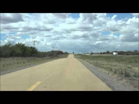 ROUTE66 vol.5 from Hydro,Oklahoma to Amarillo,Texas