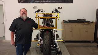 Harley-Davidson alignment issues