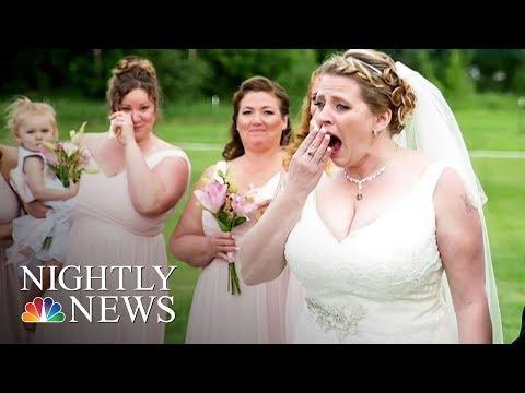 AJ - #GoodNews:  A Wedding With a Familiar Heartbeat