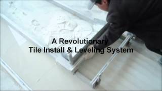 Video tile leveling system - easy way to install *NEW INVENTION* download MP3, 3GP, MP4, WEBM, AVI, FLV Mei 2018