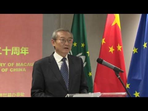 União Europeia pressiona a China