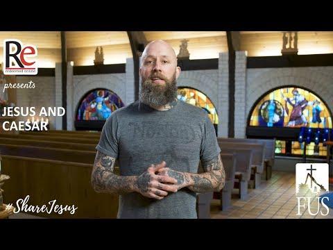 ShareJesus Lent 2018 #35: Jesus and Caesar