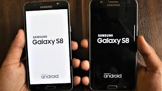 Original S8 Boot Logo For J7 2015 & J7 2016 [WITHOUT ROOT]