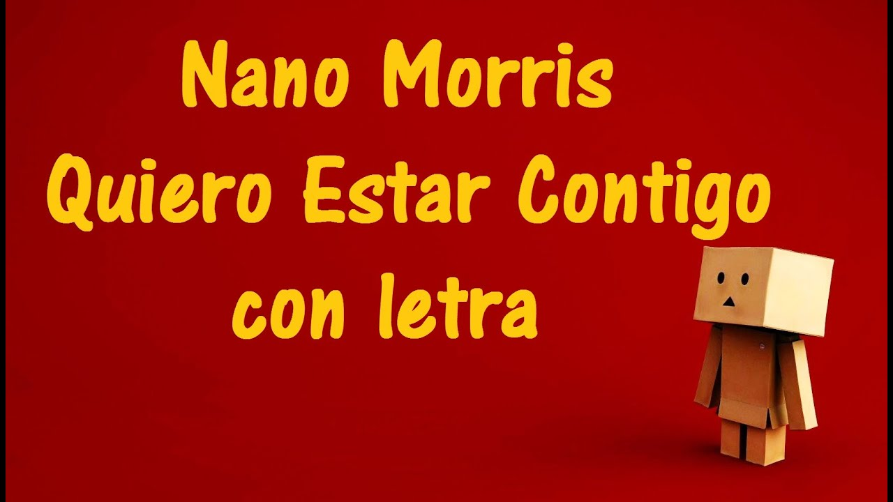 Luis Miguel - Contigo(estar Contigo) Lyrics | MetroLyrics