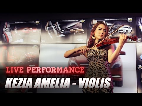 Live Perform at MBtech GIIAS 2016 - Kezia