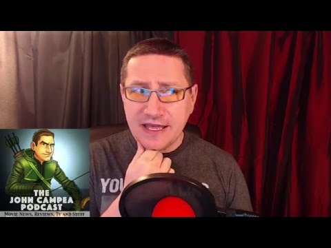 The John Campea Podcast: Episode 6 - Leadership, Indiana Jones 5, Batman V Superman Hype