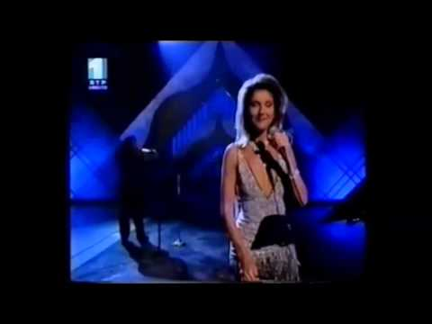 Celine Dion - Because You Loved Me & I Finally Found Someone (1997 Academy Awards)