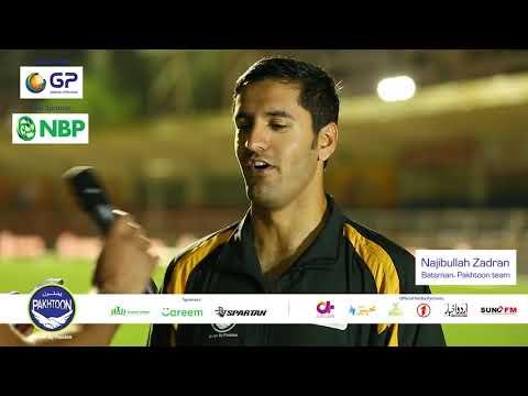 Najibullah Interview - By Naveed Yousafzai
