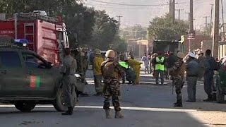 Afganistan'da Taliban saldırılarını yoğunlaştırdı