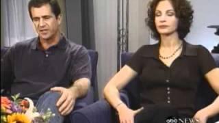 Julia Roberts & Mel Gibson Conspiracy Theory Interview
