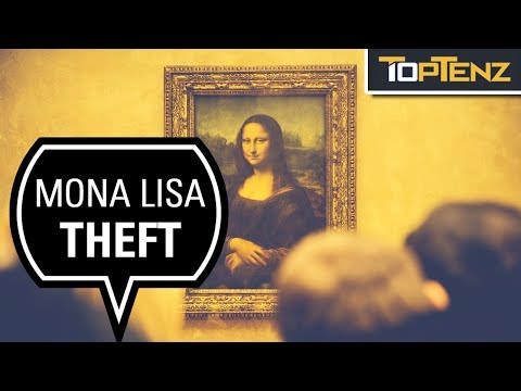 10 Thefts That Were Shockingly Easy To Pull Off