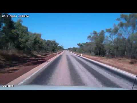 Video 56 - Derby Highway - To Broome from Derby