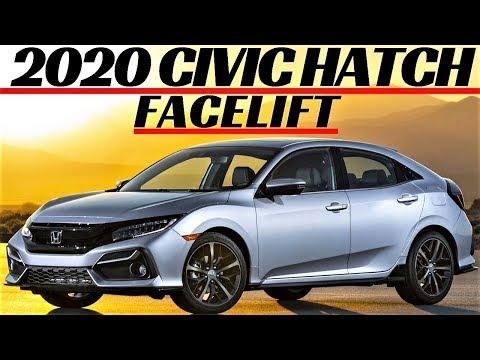 2020 HONDA CIVIC HATCHBACK FACELIFT !