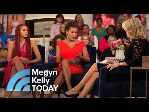 Vanessa Williams & Daughter, Jillian Hervey, On Heart Disease & Screenings  Megyn Kelly TODAY