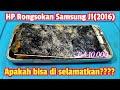 - Servis HP Rongsokan Samsung J12016 beli 10 ribu