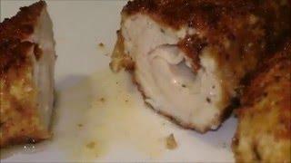 Котлеты по-киевски из куриного филе