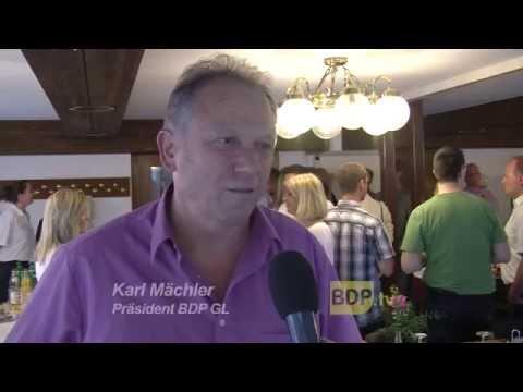 BDP Videonews Landratswahlen Glarus 2014