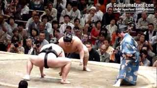 Summer Grand Sumo Tournament Final Highlights (Tokyo - 20 May 2012)
