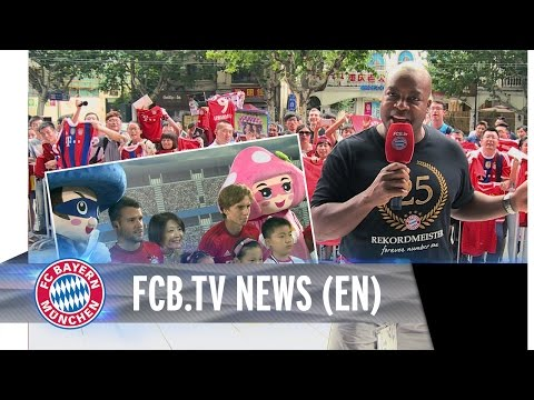 FC Bayern's Busy Schedule