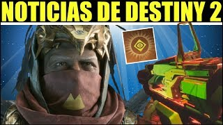 Destiny 2 - Nuevo Exótico, Nuevas Hazañas, Asaltos, Enemigos, Misiones & Más