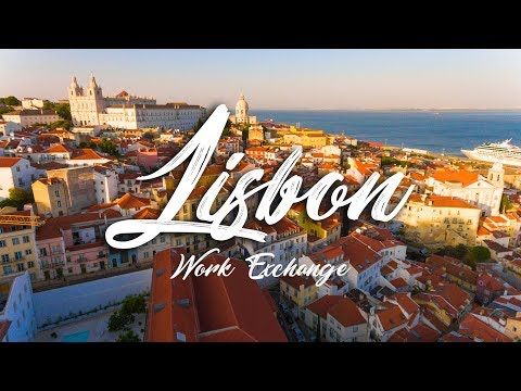 WORK EXCHANGE: Workaway in LISBON, PORTUGAL
