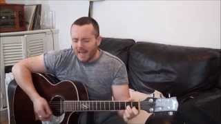 Crossroads Acoustic Cover - Brent Hutchinson-Robert Johnson Eric Clapton