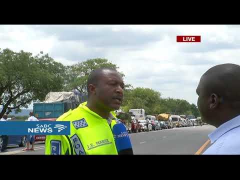 Lebombo Border Post traffic update