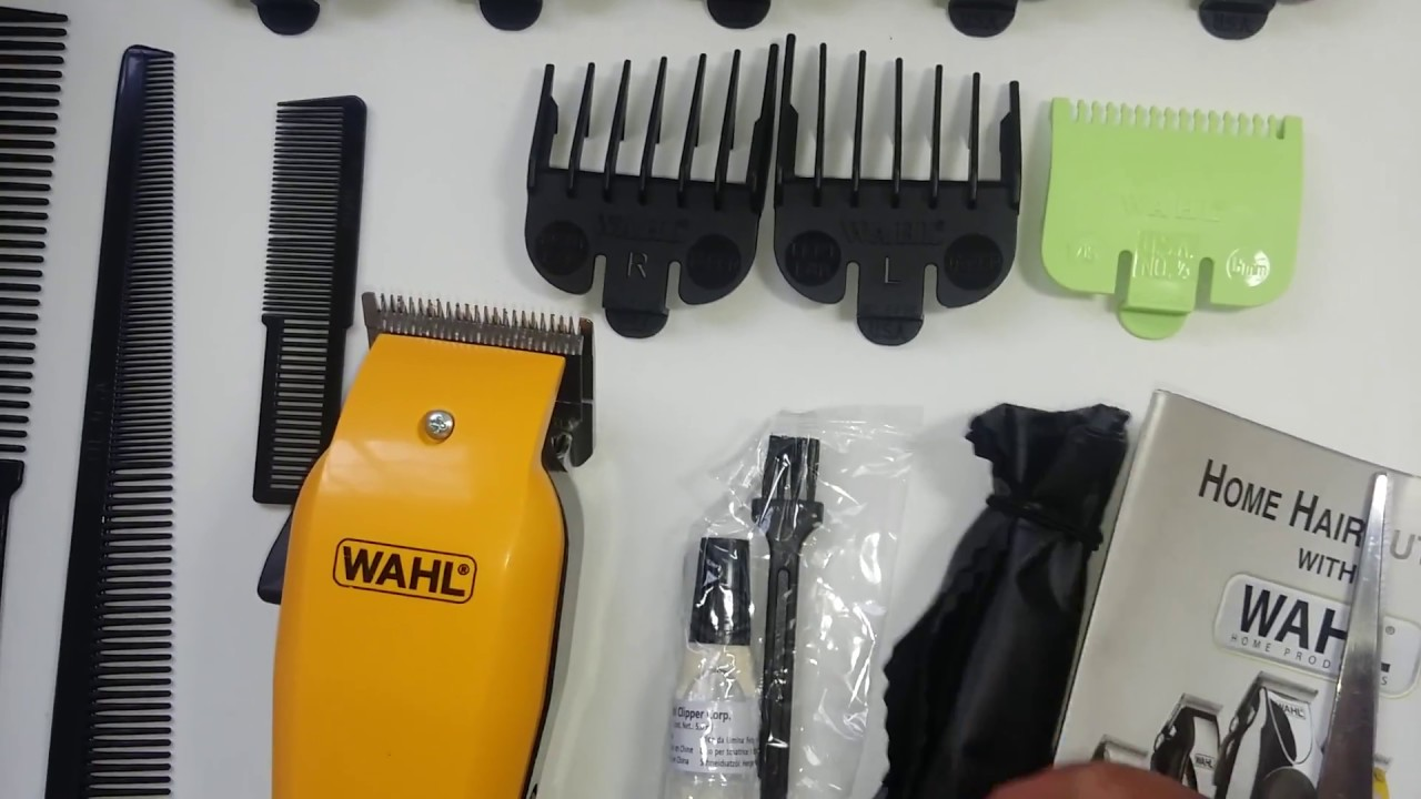 847c57e36 maquina de cortar cabelo wahl profissional promoção!!! FRETE GRATIS ...