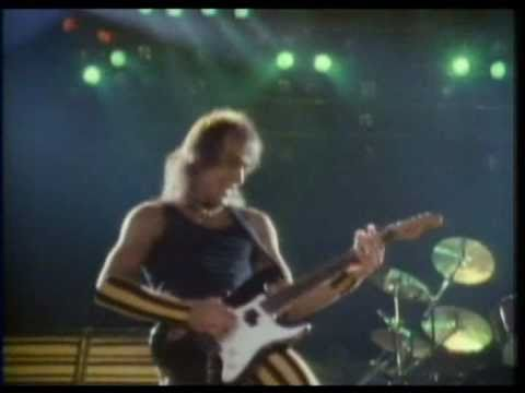 The Matthias Jabs of the 80's