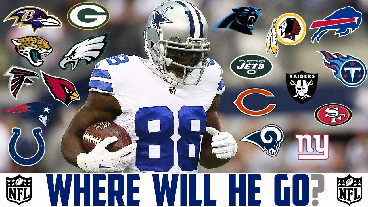 be7c9b870ec 2018 NFL FREE AGENCY PREDICTIONS - DEZ BRYANT Eagles Jaguars Packers Patriots  Redskins Panthers
