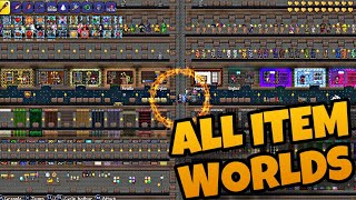 *NEW* TERRARIA ALL ITEM WORLD / HOW TO JOIN