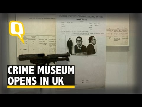 Download Youtube: Scotland Yard's 'Black Museum' on Notorious Crimes Opens in UK